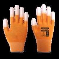 Antistatische PU Vingertop-Handschoen