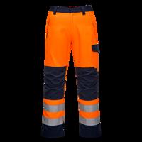 Modaflame GO/RT Oranje/marine Broek