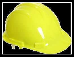 Hi-Vis PP Helm